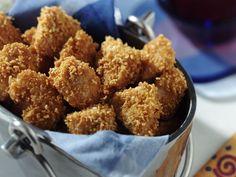 Crunchy Chicken Nuggets... Using Cereal As The Secret Ingredient (Gluten Free) celiac.org