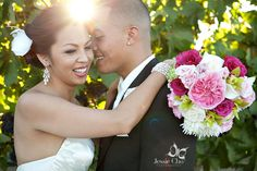 Beautiful bouquet!  (Photo by Jessie Cho Photography)