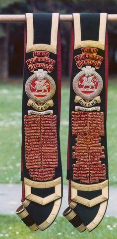 1st Battalion The Queen's Royal Surrey Regiment