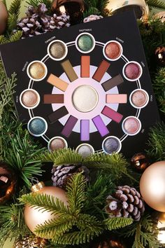 The perfect holiday palette: Zodiac