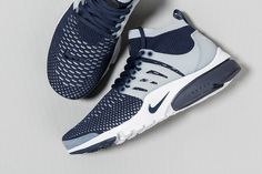 Georgetown Vibes On The Nike Air Presto Ultra Flyknit