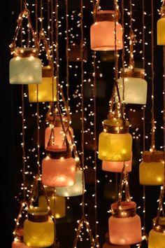 Diwali on pinterest diwali diwali cards and diwali for Decorations for diwali at home