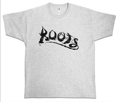 The Roots T-shirts that I´ve been working on is now for sale!!! They are illustrated in hand, digitized and silkscreen printed on American Apparel tees in extra high quality. They are $55 a piece and available in white (M,L,XL) and grey (L,XL). – http://makeyourmark.storenvy.com/