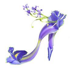 """Shoe Fleur"" -Michel Tcherevkoff"