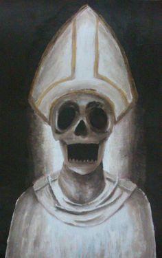 Inspiracja: http://absumaniac.deviantart.com/art/pope-393136989
