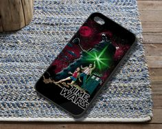 Time Wars Case fit for iPhone 4/4S iPhone by CartwrightArts, $16.99