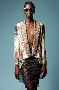 Aamito Lagum, Black Fashion Models, African Fashion Models, Africa's Next Top Model