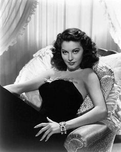 Ava Gardiner~American film actress of the 1940s and '50s who, despite her renowned beauty and sensuality, successfully resisted being typecast as a sex symbol.