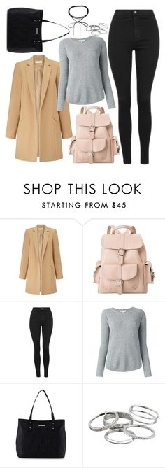 """Untitled #765"" by kitty-paws04 ❤ liked on Polyvore featuring Miss Selfridge, MANGO, Topshop, MICHAEL Michael Kors, Nine West, Kendra Scott and Azalea"