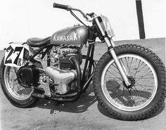 W650 dirt tracker