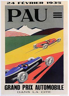 affiche 1935