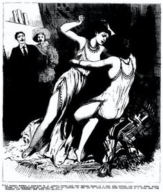 National Police Gazette - From the Morgue