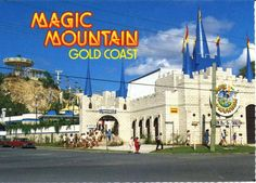 Magic Mountain - At Miami on the Gold Coast