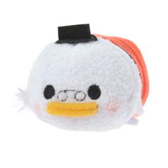Introducing Disney's Scrooge McDuck mini (S) Tsum Tsum stuffed toy. Fashion, merchandise, toys, stationary and many other types of goods available. Also great for ordering presents and gifts online. Uncle Scrooge, Scrooge Mcduck, Disney Tsum Tsum, Kawaii, Mini S, Online Gifts, Tsum Tsums, Plush, Presents