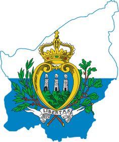 Download San Marino Flag Free Flags Pinterest Flags - San marino map download