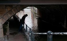 (18th April 2015) CANAL KILLER: More than 60 bodies have been recovered from Manchester's canals in just six years - could a serial killer be on the loose?
