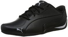 Puma Drift Cat 5 Core, Sneakers Basses Mixte Adulte, Noir (Puma Black 01), 42 EU: Tweet