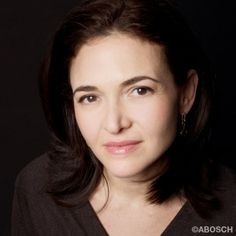 "Facebook's Sheryl Sandberg, featured in ""How Great Women Lead"""