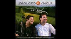 CD João Bosco e Vinícius - pelo Brasil