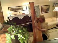 classical harp playlist