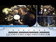 7 Drum Beats You Don't Need To Know - Free Drum Lessons Drums Beats, Drum Lessons, How To Play Drums, Double Bass, Book Boyfriends, Custom Guitars, Drum Kits, Indie Music, Historical Romance