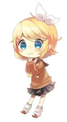 #Rin Kagamine#Kawaii#Vocaloid