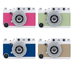Not cameras - these are iPhone cases! Can you believe it?