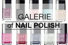 Nail Polish available at Galerie de Beaute. Nail Polish Collection, Nails, Finger Nails, Ongles, Nail, Nail Manicure