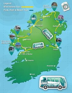 Adventure activity tours direct from Dublin City Centre to Bundoran, Wild Atlantic Way, Cliffs of Moher, Burren, Kylemore Abbey, Galway City, Belfast City, Giant's Causeway, Wild Ireland Tour, Kinlay House, West Ireland, budget tours, Connemara National Park, TurfnSurf Lodge, Surfing, Sea-kayaking, Blo-karting, cheap budget affordable tours, special deals, north-west coast Ireland, mini-tour culture and heritage, long weekend break, music event, surf, surf lessons, Bundoran, Ireland, the…