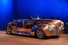 Custom 1940 Ford