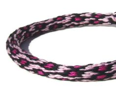 NEW Cherish Collection Pink spot kumihimo by SweetEscapeBracelets, $6.99
