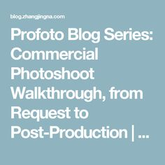 Profoto Blog Series: Commercial Photoshoot Walkthrough, from Request to Post-Production | Zhang Jingna - Fashion, Fine Art, Beauty, Commercial Photography Blog