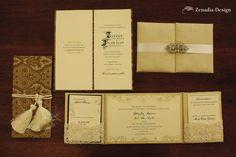 formal elegant wedding invitations - Google Search