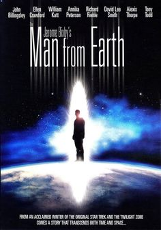 [268] The Man from Earth (2007)  23/08/15 (3/5)  Per pensar…