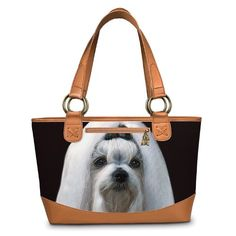 Faithful Friend Dog-Themed Tote Bag: Unique Dog Lover Gift: Maltese by The Bradford Exchange Bradford Exchange http://www.amazon.com/dp/B00J9TQQBA/ref=cm_sw_r_pi_dp_c1XAwb07EYQFW