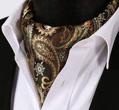 Remo Sartori Made in Italy Mens Blue Checked Necktie 3,34 Width Silk