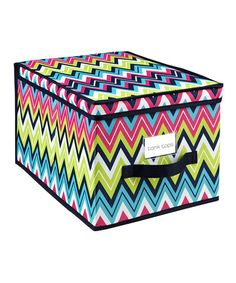 Take a look at this Margarita Large Storage Box by The MacBeth Collection on #zulily today!