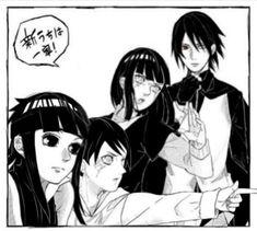 ᵁ ᶜ ᴴ ᴵ ᴴ ᴬ ᴮ ᴼ ᴼ ᴷ - family 💜💙 two - Wattpad Naruto Boys, Naruto Family, Naruto Couples, Madara Uchiha, Hinata Hyuga, Naruto Shippuden, Boruto Next Generation, Sasuhina, Narusaku