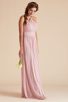Dusty Rose Bridesmaid Dresses | 36 Best Dusty Rose Gowns Images Bridesmaid Dresses Under 100