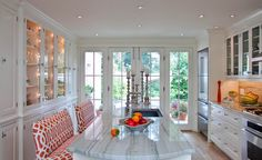 Leslie Hayes Interiors - contemporary - Kitchen - Philadelphia - Leslie Hayes Interiors