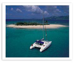 Near Tortola, British Virgin Islands... we're going to sail them next year!!