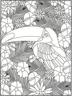 Coloring Page World: free coloring page print outs! --> For the most popular adult coloring books and writing utensils including colored pencils, drawing markers, gel pens and watercolors, visit our website at http://ColoringToolkit.com. Color... Relax... Chill.