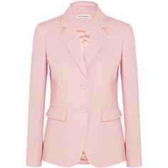 Altuzarra Fenice wool-blend piqué blazer