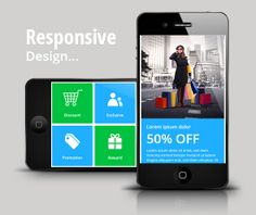 Responsive Email Template Design for Email Marketing