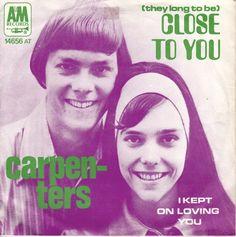 SINGLE VAN DE WEEK: CARPENTERS - CLOSE TO YOU Uitgebracht in 1970 met als hoogste notering de 33e plaats in de Nederlandse Top 40. En welke singles had jij van de Carpenters? YouTube: https://www.youtube.com/watch… Spotify: https://open.spotify.com/track/2kyVQg00pphEufGT59M2XH
