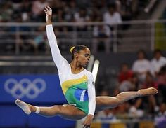 Daiane dos Santos - Gymnastics.