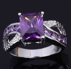 Amethyst Ring    (This is gorgeous)