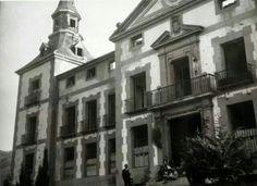 Palacio del Lugar Nuevo, destruido en la guerra civil española