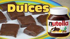 Polinesios en este video les enseñare a hacer unos deliciosos dulces de Nutella (Nutella fudge) y solo necesitan 4 ingredientes y son muy ricos, además son m...