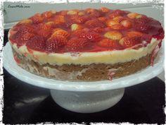 CasaMila.com: Torta de Morango...humm...